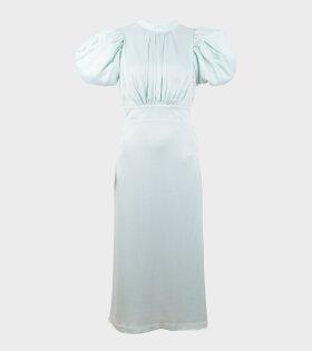 Rotate Dawn Dress Blue - dr. Adams