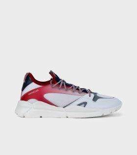Moncler Anakin Scarpa Sneakers White - dr. Adams