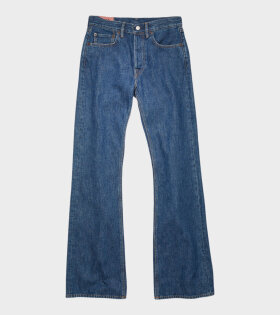 Acne Studios 1992F Jeans Blue - dr. Adams