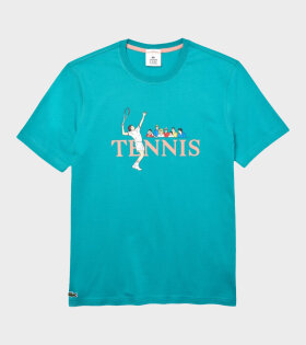 Lacoste Tennis T-shirt Green - dr. Adams