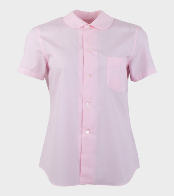 Comme des Garcons Girl - S/S Shirt Pink
