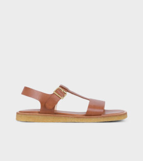 Angulus Open Sandals Brown - dr. Adams