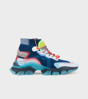 Moncler Leave No Trace High Sneakers Multicolor  - dr. Adams