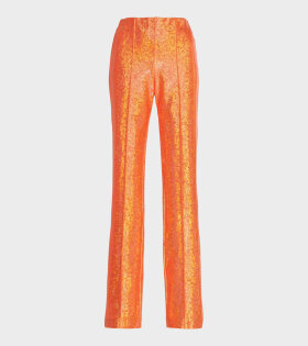 Saks Potts Lissi Pants Orange Shimmer - dr. Adams