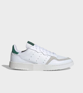 Adidas Supercourt EF5884 White/Green - dr. Adams