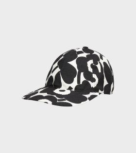 Halko Mini Unikko Cap Black
