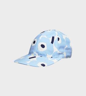 Halko Mini Unikko Cap Blue