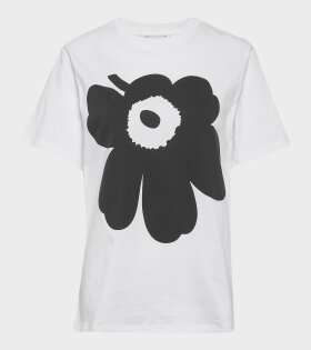 Marimekko Liuske Unikko Placement T-shirt - dr. Adams