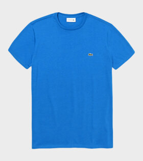 Lacoste T-shirt Blue - dr. Adams