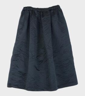Comme des Garcons Double Skirt Black - dr. Adams