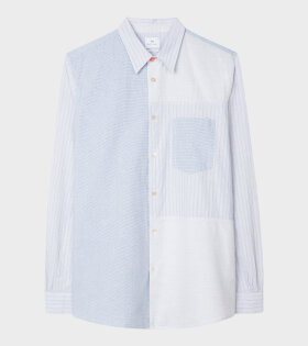 Paul Smith Men's Mix Shirt Blue - dr. Adams