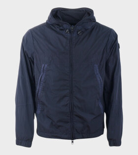 Moncler Scie Giubbotto Jacket Navy - dr. Adams