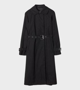 Filippa K, Tamara Coat Black - dr. Adams