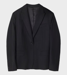 Filippa K, Sasha Cool Wool Blazer Navy - dr. Adams