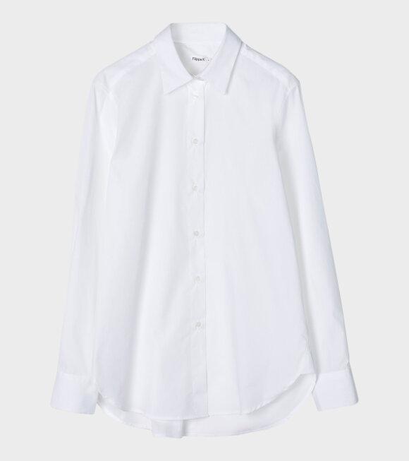 Jane Shirt White