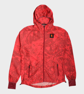 Le Fix X SaySky LFXSaySky Jacket Red - dr. Adams