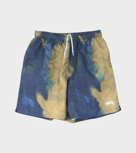 Stussy Dark Dye Water Short Navy