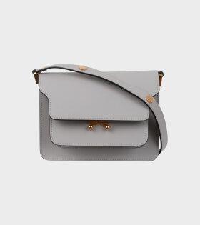 Marni Mini Trunk Bag Grey - dr. Adams