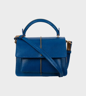Marni - Attache Bag Blue