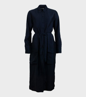 Soulland - Maia Dress Navy