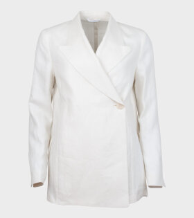 Remain - Viv Blazer White