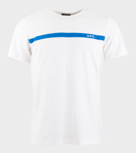 Yukata Blamnch T-shirt White