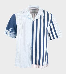 Gents S/S Soho Shirt Blue