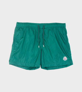 Boxer Mare Shorts Green