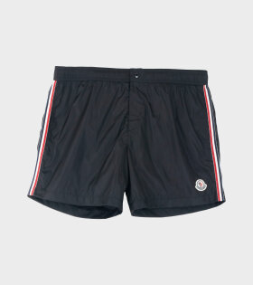 Boxer Mare Shorts Black