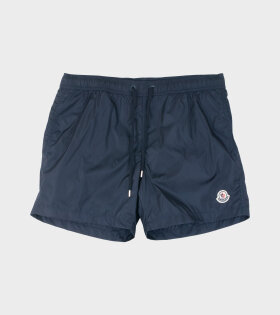 Boxer Mare Shorts Navy