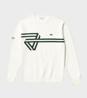 Lacoste - Knit White