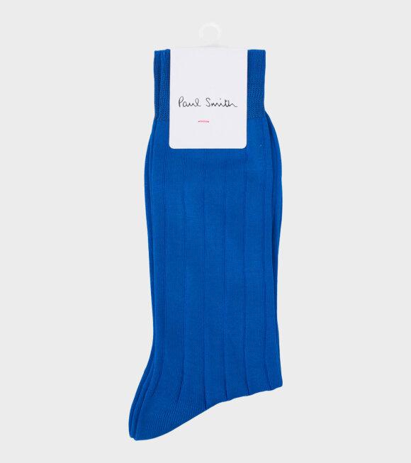 Men's Blue Rib Merc Plain
