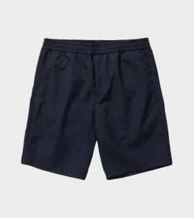 Norse Projects - Luther Travel Shorts Dark Blue