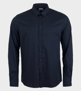 Filippa K - M. Paul Stretch Shirt Blue