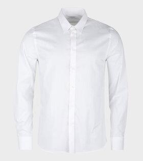 Filippa K - M. Paul Stretch Shirt White