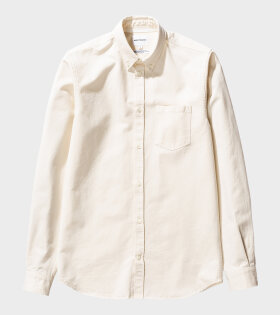 Norse Projects - Anton Denim Shirt Beige