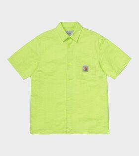 Carhartt WIP - S/S Southfield Shirt Lime