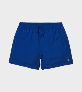 Carhartt WIP - Chase Swim Trunks Blue