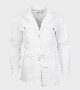 Tomorrow - Jackson Uniform Jacket White