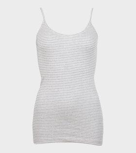 Strop Top White/Grey