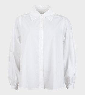 Kowtow - Lens Shirt White