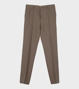 AMI - Pantalon Pant Brown
