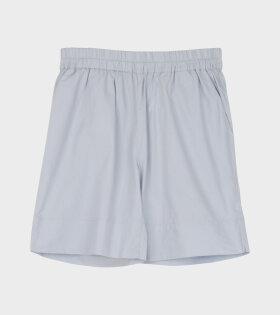Aiayu - Shorts Long Blue Glass