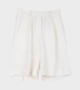 Remain - Kit Shorts White