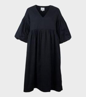 Yoshi Dress Black