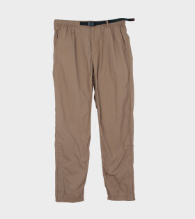 GRAMICCI - Packable Truck Pant Brown