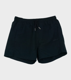 Soulland - William Swim Shorts Black
