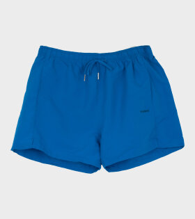 Soulland - William Swim Shorts Blue