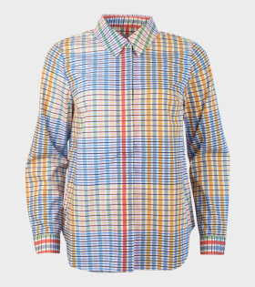 Everyday Painter Check Shirt Multicolor