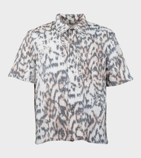 Our Legacy - Box Short Sleeve Shirt Multicolor